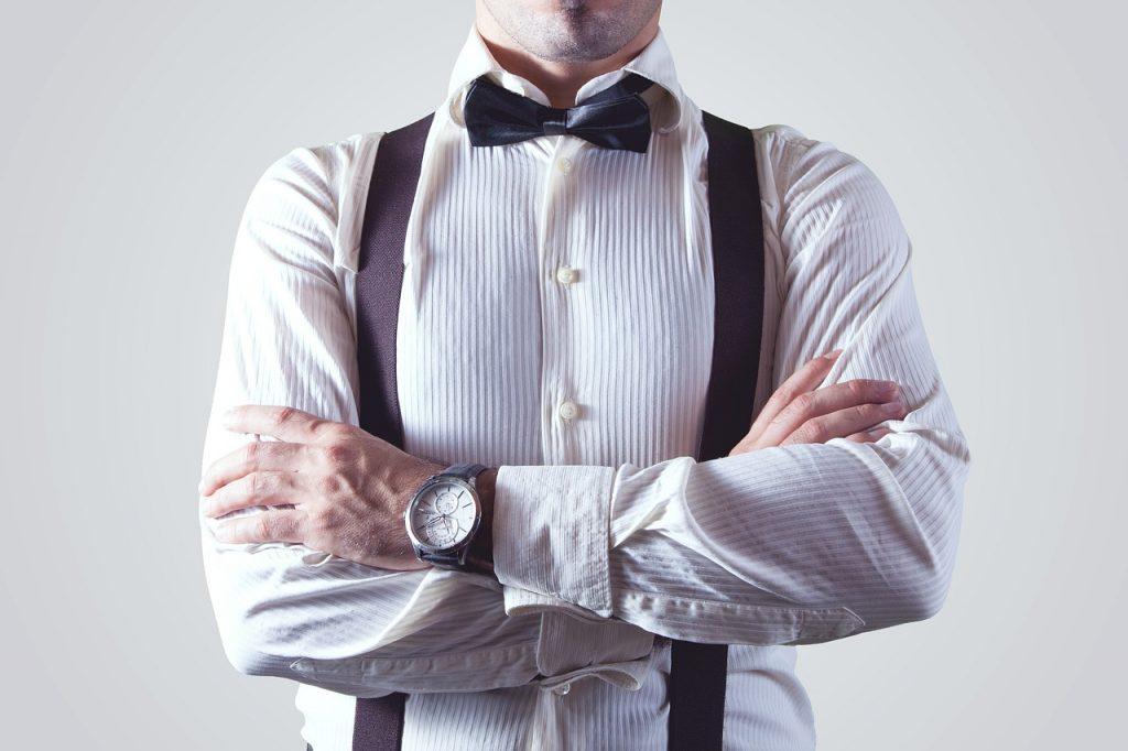 Męskim okiem o męskiej modzie, czyli anatomia dobrej koszuli